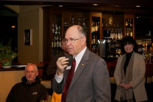Senator Chuck Winder