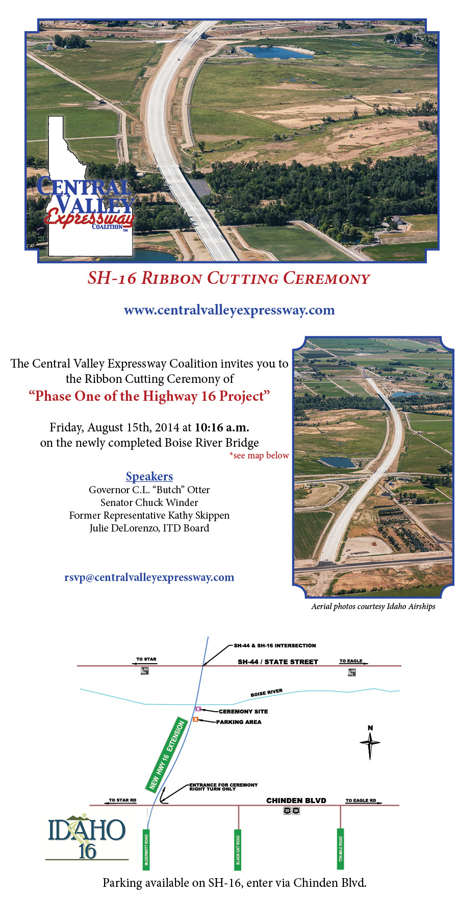 Central Valley Expressway Coalition | The Central Valley